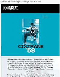 The world doesn't need any more <b>John Coltrane reissues</b>. There, I ...