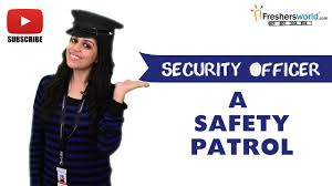 job roles for security officer safeguarding inspecting safety job roles for security officer safeguarding inspecting safety