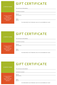 gift certificate template sample gift certificate sample gift certificate template
