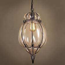 <b>Подвесной светильник</b> Metal <b>Mesh</b> and Glass Pendant IV | Свет ...