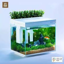 <b>Youpin Geometry AI intelligent</b> modularity Fish Tank Aquaponics ...