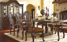 dining room table ashley furniture home: north shore dining room set d