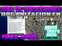 gta 5 nuevas propiedades base de operaciones maze bank del dlc finanzas y crimenes soluble buying 6600000 office space maze