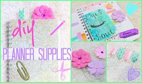 Diy Diy Planner Supplies How To Make More Space Prettyplanning