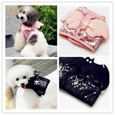<b>Fashion small dog</b> harness and leash angel <b>dog</b> collars and leads ...