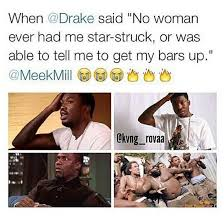 Drake's 'Charged Up' Meek Mill Diss Memes via Relatably.com