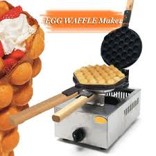 Stainless Steel Fuel Gas Nonstick <b>Egg Bubble Cake</b> Oven Waffle ...