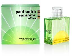 Let The Sun Shine – <b>Paul Smith Sunshine Edition</b> for Men Perfume ...