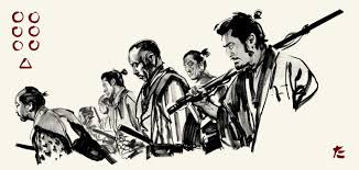 seiji miyaguchi archives high on films seven samurai 1954 the film that changed my life