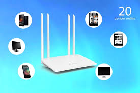 2019 <b>KuWfi 300Mbps Wireless Router</b> 2.4G <b>High</b> Speed Home <b>Wifi</b> ...