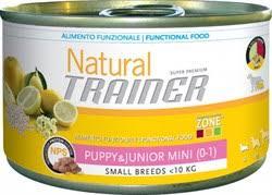 <b>Trainer</b> - <b>Консервы</b> для щенков и юниоров мелких и ...