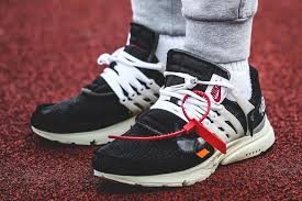 <b>Off</b>-<b>White</b> x Nike Air Presto THE TEN with black as the main color ...