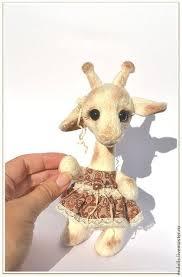Жирафка Жу   Животные, <b>Мягкие игрушки</b> и Плюшевый - Pinterest