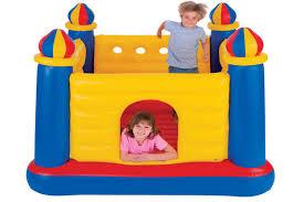 "Детский надувной <b>батут</b> ""Замок с башнями"" <b>INTEX 48259</b> ..."