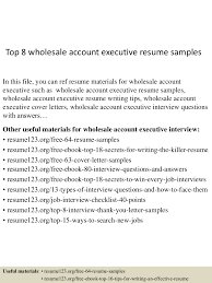 topwhole accountexecutiveresumesamples lva app thumbnail jpg cb