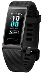 <b>Фитнес</b>-<b>браслет Huawei Band 3</b> Pro Black - цена на Фитнес ...