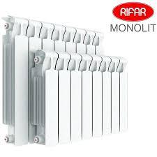 Секционные <b>биметаллические радиаторы Rifar</b>, с боковым и ...