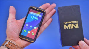 Smallest Rugged Phone Ever! <b>Cubot KINGKONG Mini</b> - YouTube