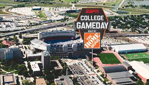 ESPN College GameDay location and parking information