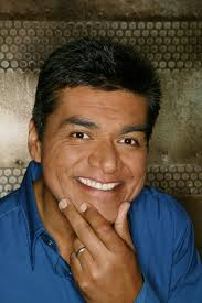 TBS is starting its first talk show ever starring George Lopez in November. He'd be the first Latino-American late-night talk-show host. - george_lopez_web