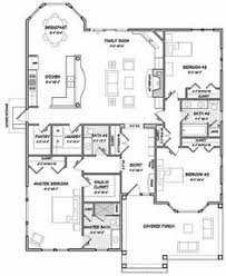 images about floor plans on Pinterest   Floor plans  House    One Story Floor Plan   add another