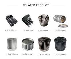 High Quality <b>Aluminum</b> Heatsinks <b>80mm Diameter Aluminum</b> Led ...