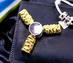 <b>Спиннер Hand Spinner Gold</b> Bar - купить стильный спиннер в ...