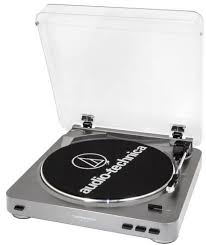 <b>Проигрыватель виниловых дисков Audio-Technica</b> AT-LP60 USB ...