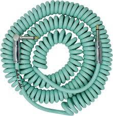 Bullet Cable 30' <b>Premium</b> Vintage Classic Coil Instrument Cable ...