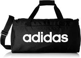adidas Linear Core Team Sports Gym Duffel Holdall ... - Amazon.com