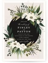 <b>Wedding Invitations</b> | 10 Free Samples & Free Shipping | Minted