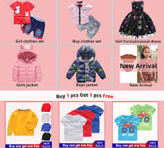 KEAIYOUHUO <b>Children's</b> Clothes Store - Amazing prodcuts with ...
