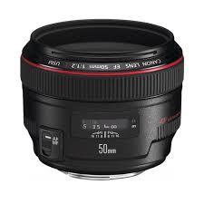 Объективы > <b>Объектив Canon EF 50</b> mm f/1.2 L купить в интернет ...