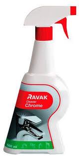 <b>RAVAK</b> спрей для ванной <b>Cleaner</b> Chrome — купить по выгодной ...