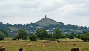 Image result for picture of glastonbury tor