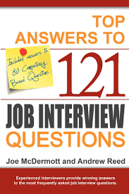 top answers to job interview questions amazon co uk joe top answers to 121 job interview questions amazon co uk joe mcdermott andrew reed 9780955262906 books