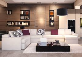 styled well black beige living room