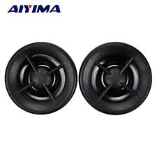AIYIMA <b>2Pcs 1Inch Mini</b> Audio Portable Speakers 8 Ohm 20W ...