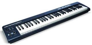 <b>MIDI</b>-<b>клавиатура M-Audio Keystation</b> 61es