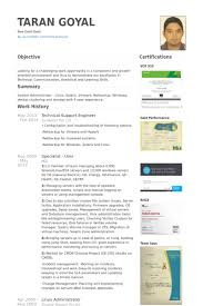 technical support engineer resume samples   visualcv resume    technical support engineer resume samples