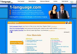 free websites to learn english online    also lets you learn english in a rather entertaining way  you can play flash games  take grammar quizzes  word search  english idioms  essay writing and