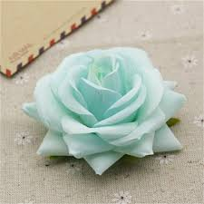 <b>2pcs Simulation</b> Large <b>Rose</b> Silk Flower Head Artificial Flower Ball ...