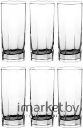 <b>Набор стаканов Luminarc Октайм</b> 6шт 330мл (высокие) [H9811 ...