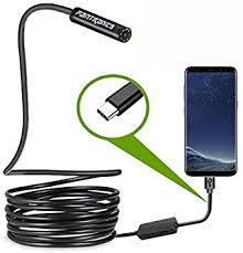 <b>USB Snake Inspection</b> Camera, Fantronics 2.0 MP IP67 Waterproof ...