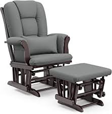 Brown - Gliders, Ottomans & Rocking Chairs ... - Amazon.com