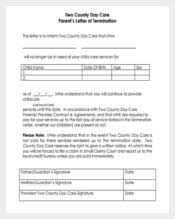 134+ Termination Letter Templates – Free Sample, Example Format ...