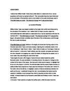 english school uniform essay   a level general studies   marked by  wb yeats essay