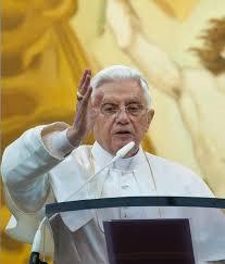 Бенедикт XVI о св. Викентии де Поль и блаж. Кьяре Бадано ...