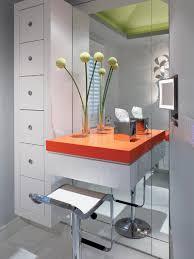 bathroom makeup vanity interior design bathroom cabinets and makeup area bathroom by oakley home builders