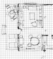 floor plan grid architecture drawing floor plans